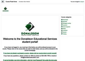courses.donaldsoneducation.com