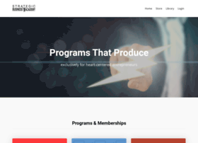 courses.strategicbusinessacademy.com