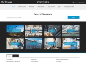 courses.telegraph.co.uk