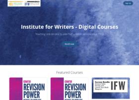 coursesforwriters.com