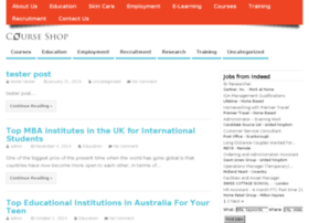 courseshop.co.uk