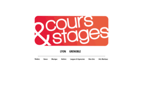 coursetstages.fr