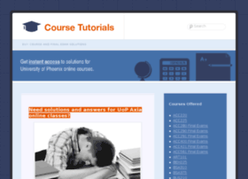 coursetutorials.com