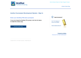 courseware.acellus.com