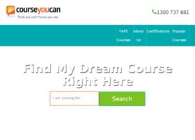 courseyoucan.com.au