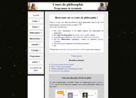 coursphilosophie.free.fr