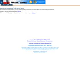 courtbook.tarrantcounty.com