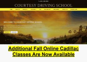 courtesydrivingschool.com