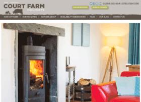 courtfarm-holidays.co.uk