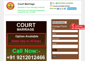 courtmarriage.org.in