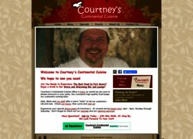 courtneyscontinentalcuisine.com