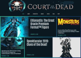 courtofthedead.com