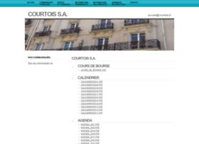 courtois-sa.com