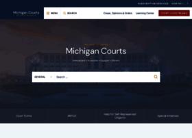 courts.mi.gov