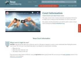 courts.texaslawhelp.org
