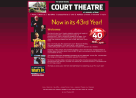 courttheatre.co.uk