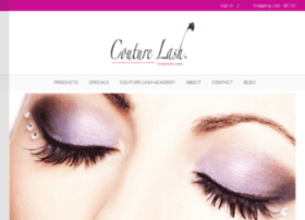 couturelash.com