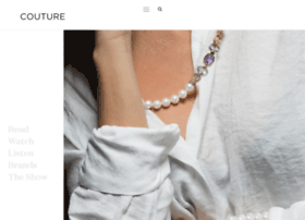 couturemusings.com