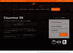 couvreur59.com