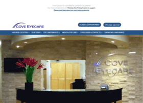 coveeyecare.com