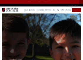 covenantclassicalschool.org