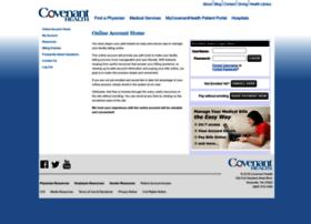 covenanthealth.patientcompass.com