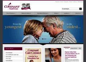 covenanthealthcare.com