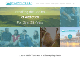 covenanthillstreatment.com