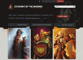 covenantofthesindorei.co.uk
