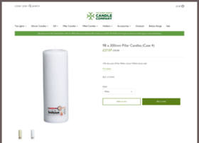 coventgardencandles.co.uk