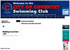 coventry-swimming.org.uk