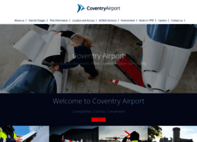 coventryairport.co.uk