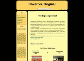 cover-vs-original.com