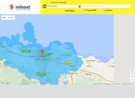 coverage.indosat.com