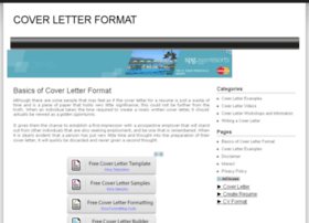 coverletterformat.org