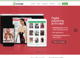 coverpageapp.com