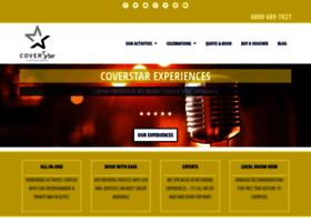 coverstarexperiences.co.uk