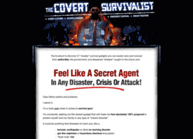 covertsurvivalist.com
