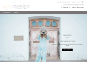 covetedclothing.com