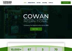cowaninternational.com