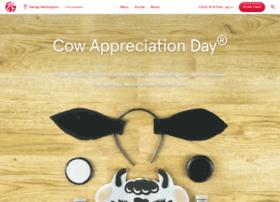 cowappreciationday.com