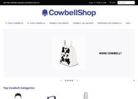 cowbellshop.com
