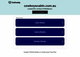 cowboyscabin.com.au