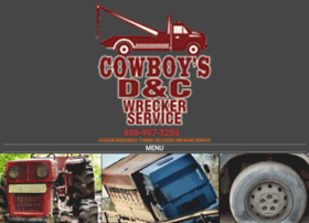 cowboyswrecker.com