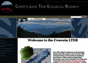 coweeta.uga.edu