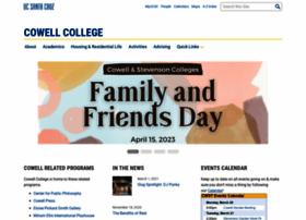 cowell.ucsc.edu