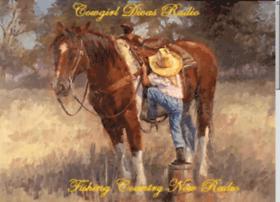 cowgirldivasradio.com