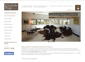 cowhiderugs.com.au