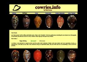 cowries.info
