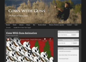 cowswithguns.com